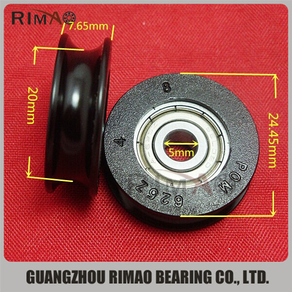 Small U Groove Stainless Steel Wire Rope Pulley For Rope - Buy ...
