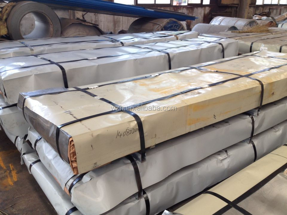 Dubai - Gi/ Steel/ Aluzinc Roofing Sheets- Uae/abu Dhabi/qatar/oman/saudi  Arabia/bahrain/kuwait/iran - Buy Corrugated Roofing Sheets,Steel Roofing