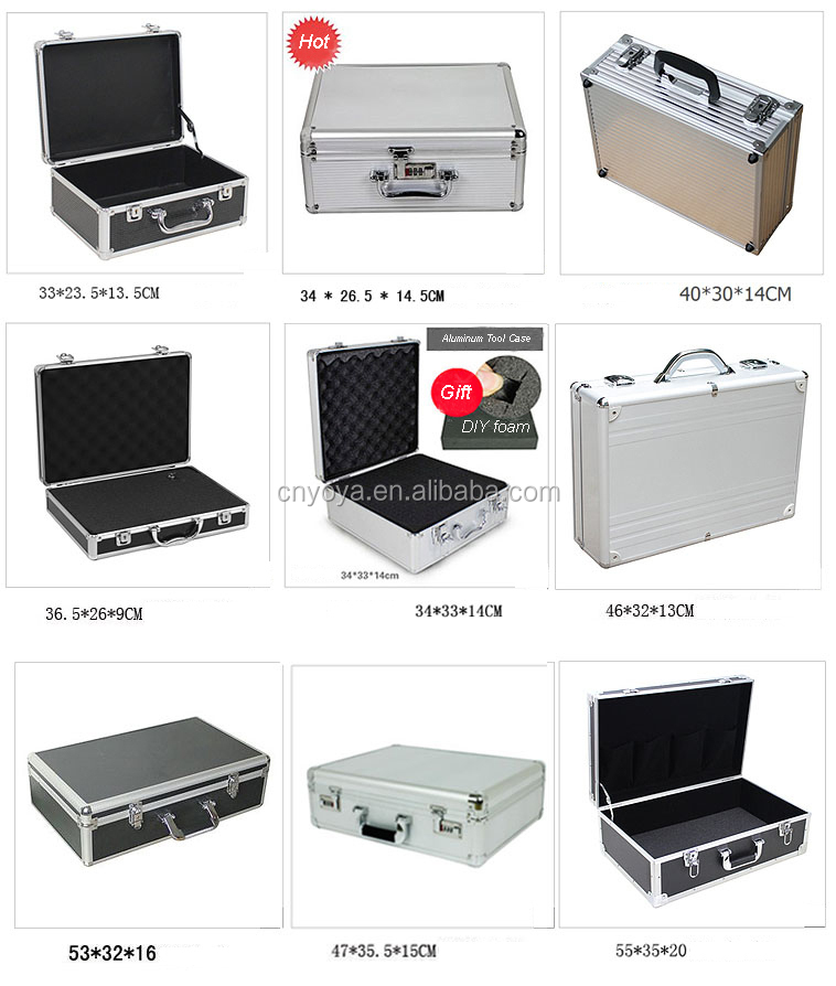 3c9b5f785df1 Aluminium Briefcase 32 Watch Storage Display Case - Buy Aluminum ...