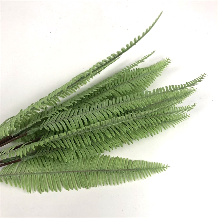Artificial Plants Green Leaves Foliage Bush Wholesale artificial tree leaves for decoration