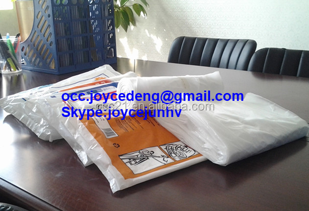 hdpe ldpe drop sheet to protect from dust and paint pollution