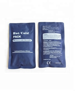 Reusable Therapy Hot / Cold Gel Pack Medical Pain Relief 23*13cm