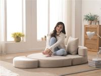 High Quality Soft Fashion Wood Sofa Furniture