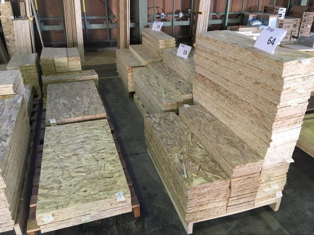 Cheap 1220x2440x18mm OSB for package