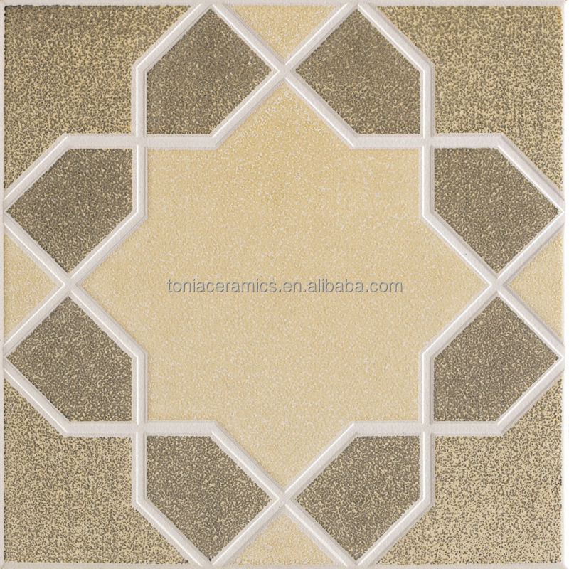 Tonia 300x300 Hexagon Rustic Ceramic Floor Tile Design Of