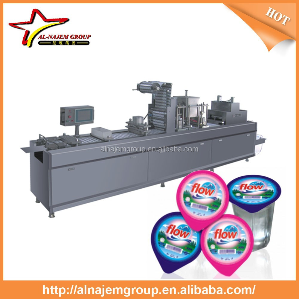 Hot sale Cup water production machinery,cup water production line