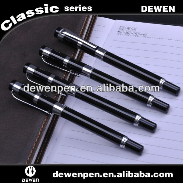 2013 Best Selling china personalized pen metal fountain pen
