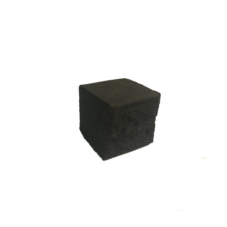 25mm*25mm*25mm Coco Cubes Coconut Shell Hookah Charcoal For Shisha