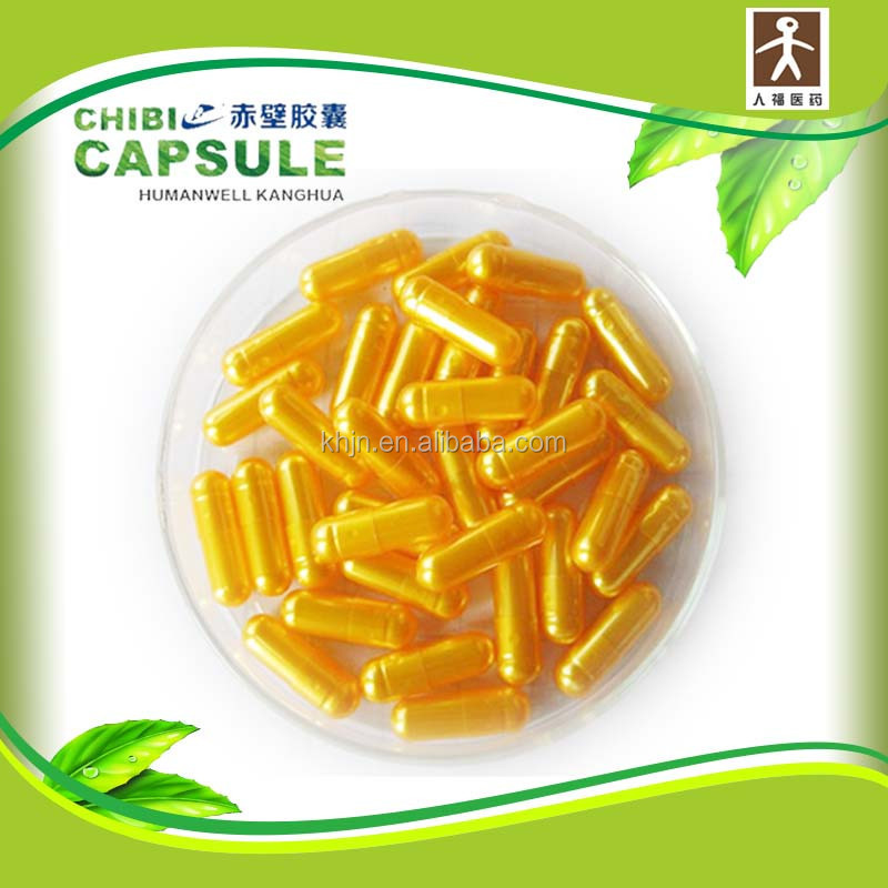 power and pill packing empty capsules gelatin