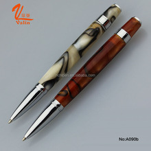 Multicolor Taste Luxury Acrylic Metal Gift Ball Pen for free sample promotional gift luxury pen