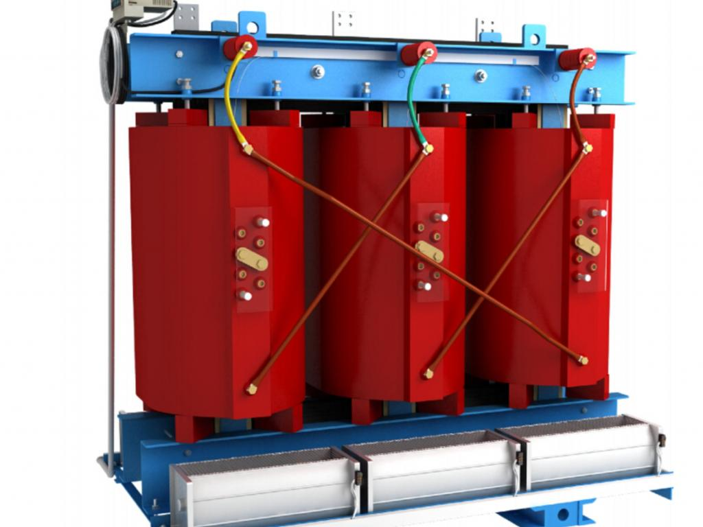 SCB 35kv  700 kva 3 phase dry cast resin type transformer