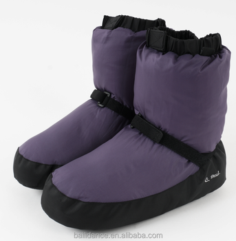 D012005 Dttrol Indoor Comfortable Ballet Dance Warm Boots