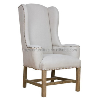 Wingback Dining Chairs With Arms - Home Design Ideas