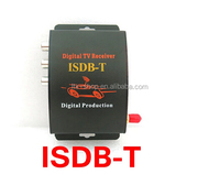HD ISDB-T digital receiver