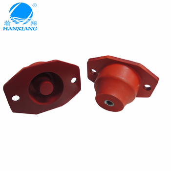 High quality custom isolator shock absorber rubber dampers with OEM