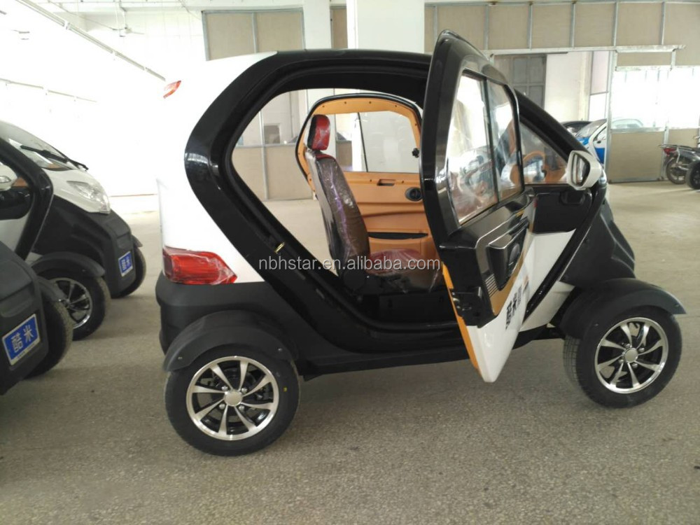 2017 Eec4 Wheels Mini Electric Car Tricycle For Adults