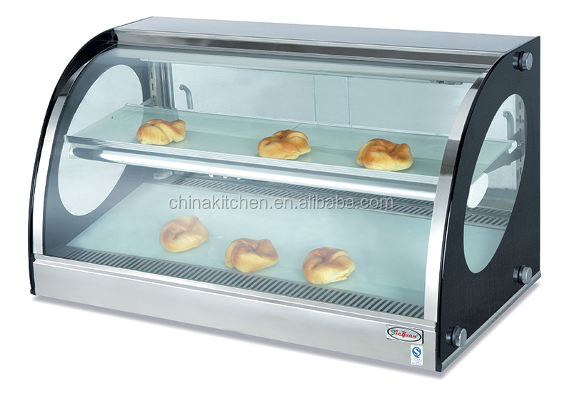 Small Commercial Food Warmer ~ Table top food warmer display case hot