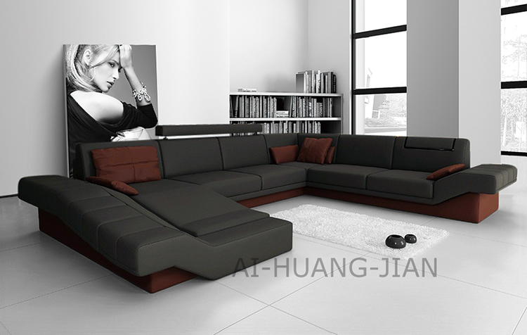 2014 latest sofa design living room sofa new model sofa for Latest living room furniture