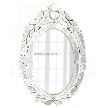 Wholesale cheap venetian style bevelled mirror for mother pearl mirror