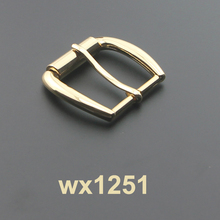 China Wenzhou Wholesale Customized Antique Brass Color Metal Coat Belt Buckle