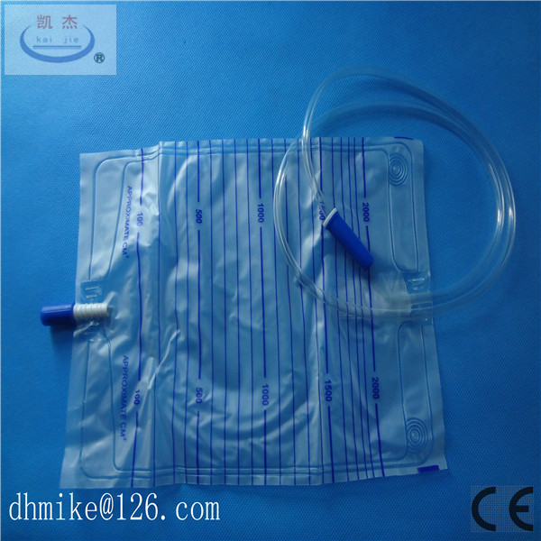 bulk medical supplies,2000ml urinary drainage bag