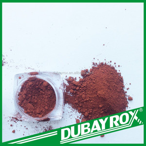 Chemicals Brown Oxide Pigment for Brick Cement Pavement Coloring