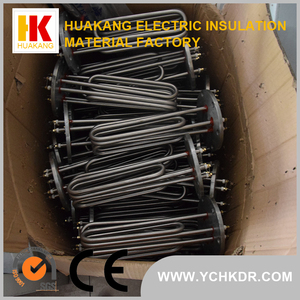 flange electric heating element Electric heating tube