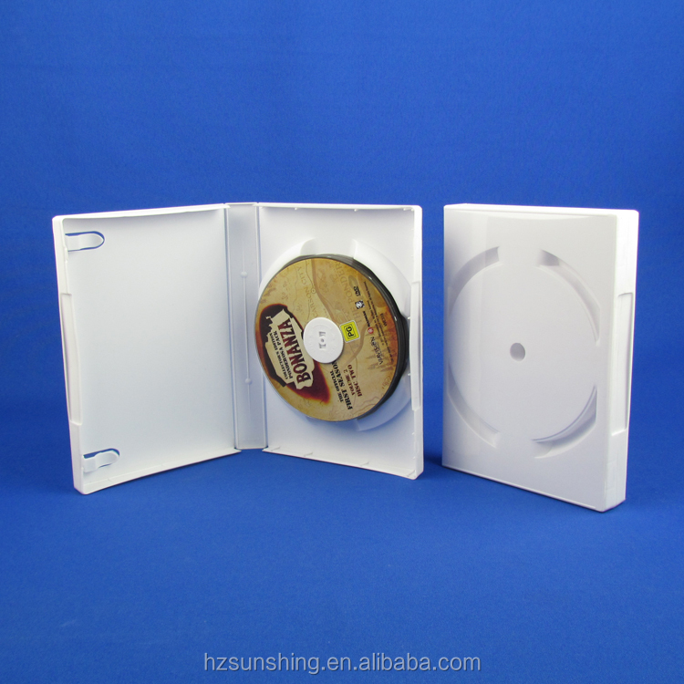 China 27mm multi discs storage case DVD