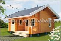 wooden furniture prefab villas