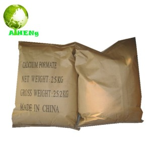 china supplier calcium formate for De-Icing agent