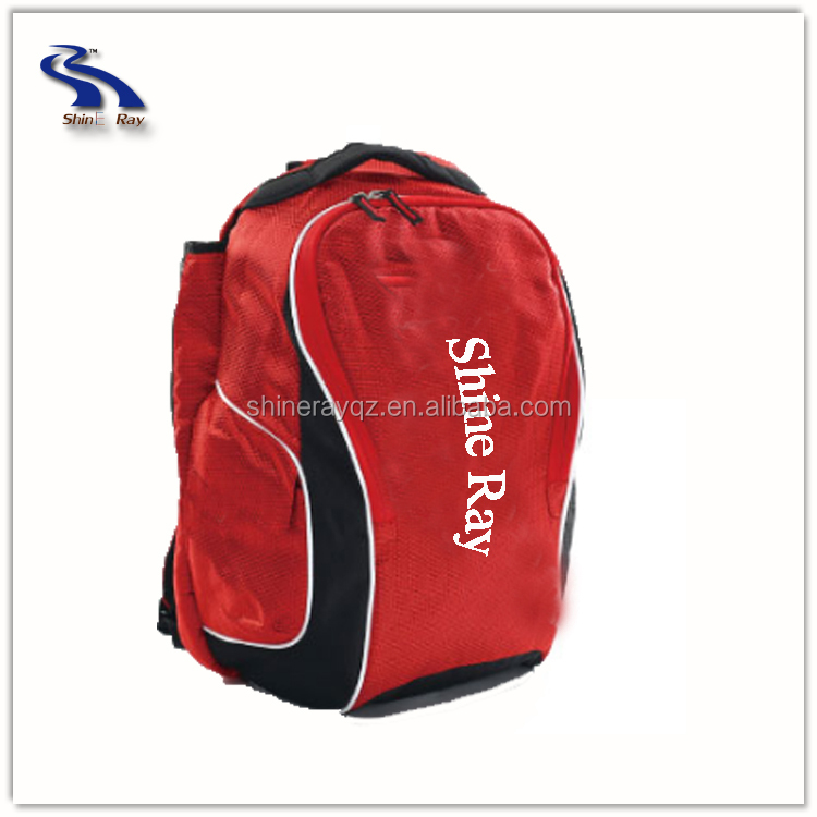 new products 2017 tennis sports bags for 18 boys