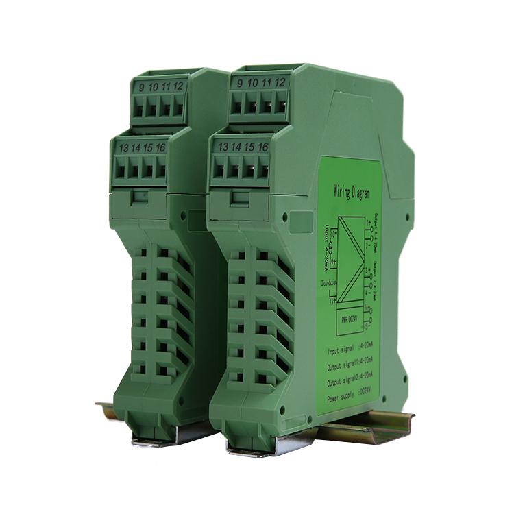 0.1% accuracy 4 20ma analog signal converter tc isolator