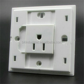 Bangladesh Bs Electrical Outlet Receptacle Uk 3 Pin Plug Adapter ...