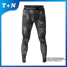Wholesale comfortable seamless mens tights leggings gym wear for men