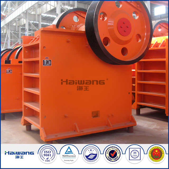 Steady And Reliable Structural Parameters Longer Wear Life Jaw Crusher Price