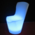 outdoor patio hot sale led furniture/cheap commercial bar stools
