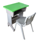 Table classroom for reading studying college table and chair cheap student desk