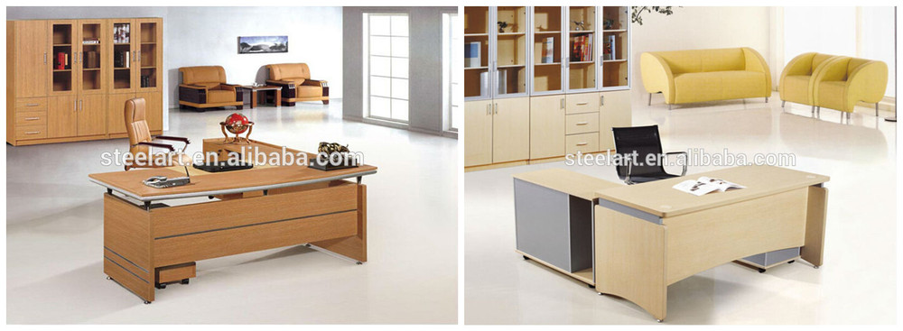 Office Furniturelatest Wooden Executive Office Table Design  Buy