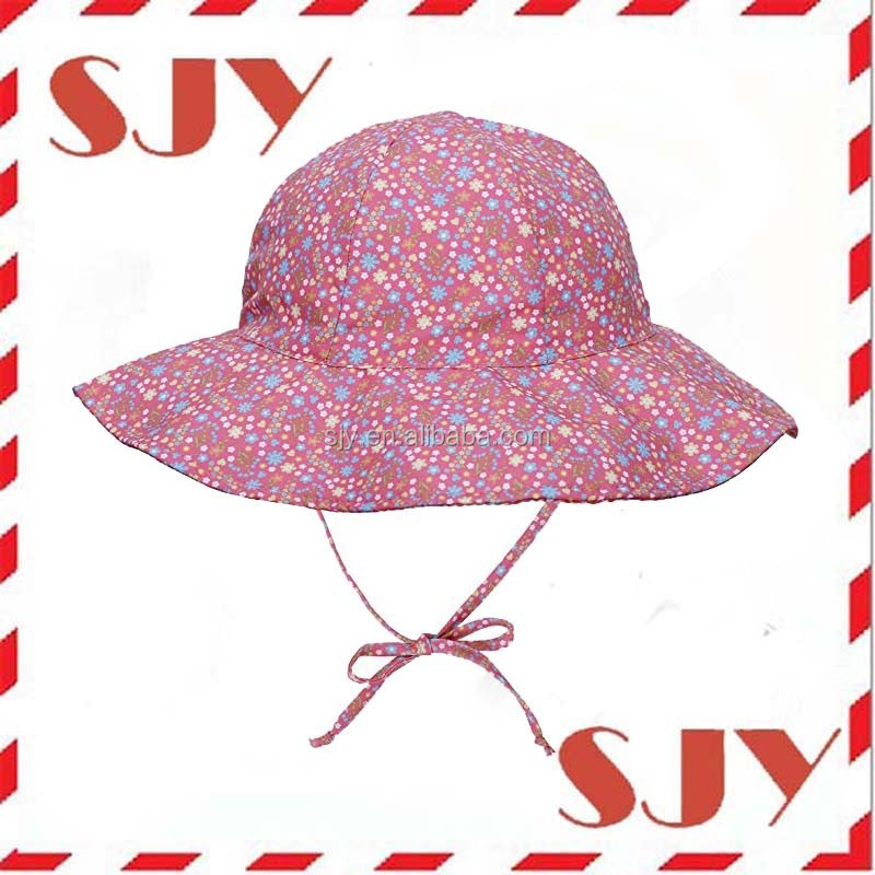 UPF 50+ UV Ray Sun Protection uv protection baby bucket hat