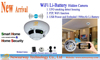 New arrival!! High qualtiy Wireless P2P Wifi Mini IP Hidden Camera