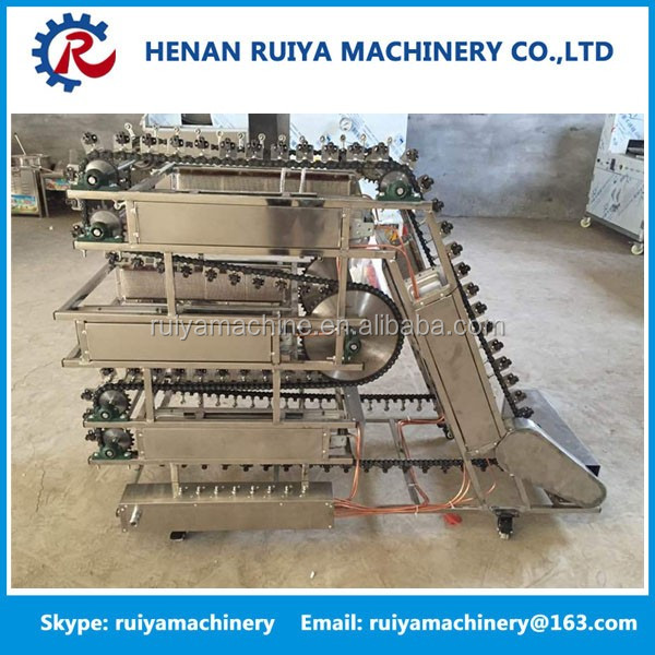 Chain Conveying High Efficiency Electric Meat Shawarma