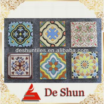 Spain Design Rustic Tile,Ceramic Tiles,Small Size Wall Tile - Buy ...
