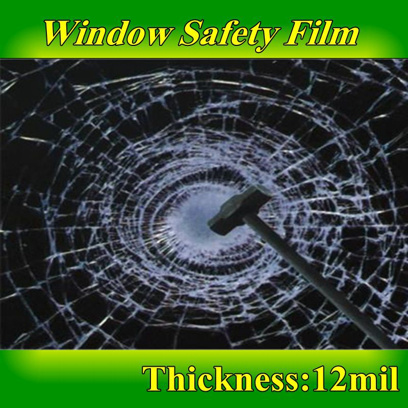 safety film explosion proof bulletproof film designed for car window glass in front window from. Black Bedroom Furniture Sets. Home Design Ideas