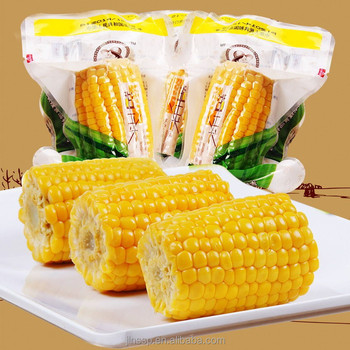 Canned corn food brand