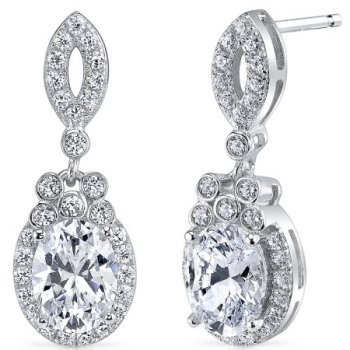 Latest Design Online Ping Earrings Lstest Artificial Single Diamond