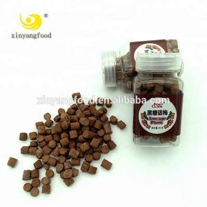 25g Chinese Specialty Brown Sugar Plum Granule Candied fruit