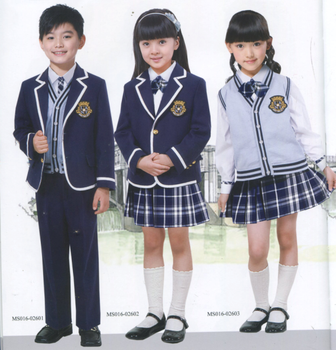 American private high school uniforms