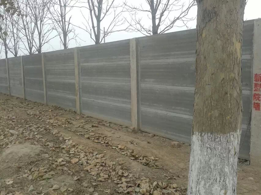 Low Cost Manufacturing Plants Prestressed Concrete Fence
