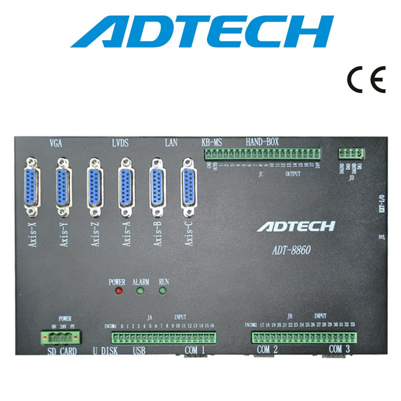 6-axis stand-alone motion controller ADT-8860
