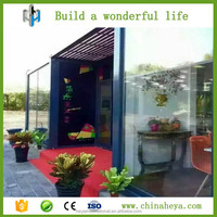 HEYA prefabricated portable modular container restaurant buildings